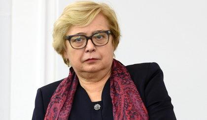 Małgorzata Gersdorf ma koronawirusa. Leczy się kontrowersyjnym lekiem