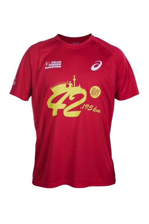 Orlen Warsaw Marathon - koszulka męska