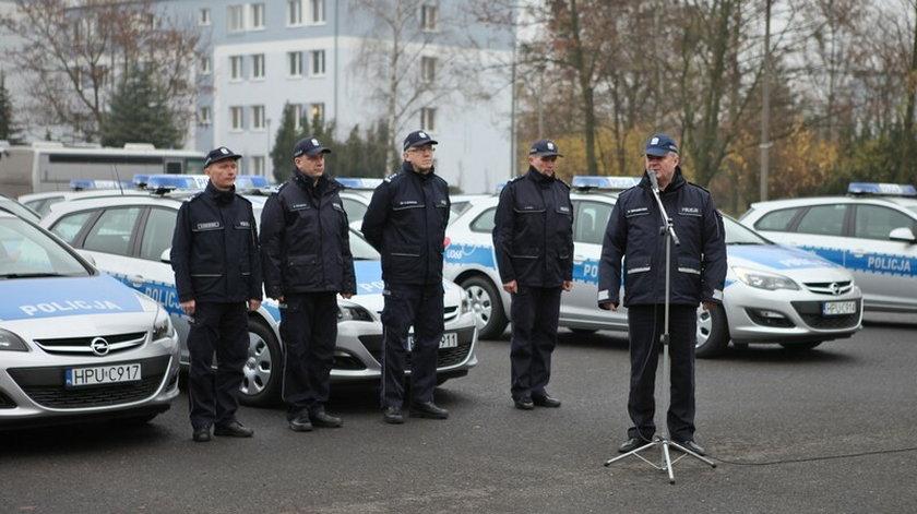 Nowe radiowozy z monitoringiem już na ulicach Poznania!