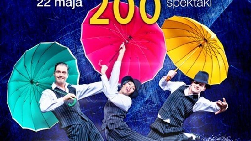 Deszczowa Piosenka (plakat)