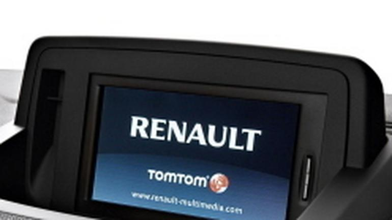 nowy system nawigacji renault carminat tomtom connected car. Black Bedroom Furniture Sets. Home Design Ideas