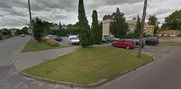Makabra w Żninie. Na trawniku znaleziono ludzki płód