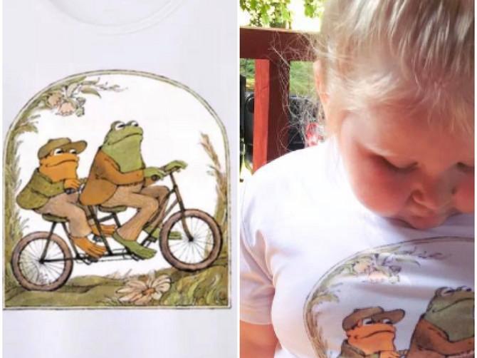 """""""Kupila sam majicu ćerki (3) i tek kad je obukla videla sam STRAŠNU GREŠKU: Okačila sam sliku na Fejsbuk i dočekalo me je NA STOTINE UVREDA zbog toga"""