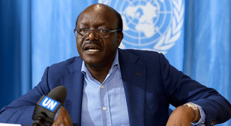 Former Secretary-General of UNCTAD Mukhisa Kituyi