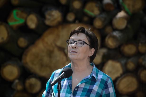 Premier Ewa Kopacz, PAP/Jakub Kamiński