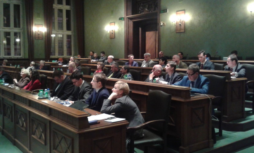 Sesja Rady Miasta Wrocław