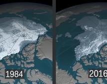 BI: Ten film NASA pokazuje, jak szybko topnieją lodowce