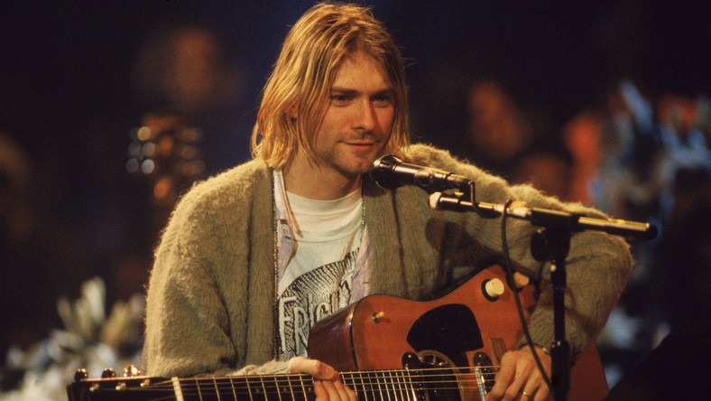 Kurt Cobain's 'Unplugged' Sweater Going to Auction