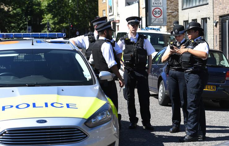 Velika Britanija policija britanska policija EPA ANDY RAIN