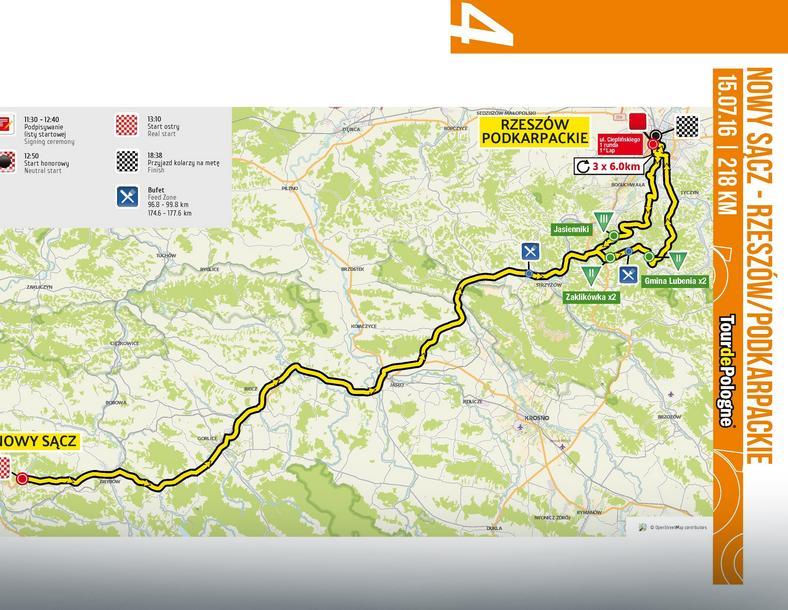 4. etap - mapa