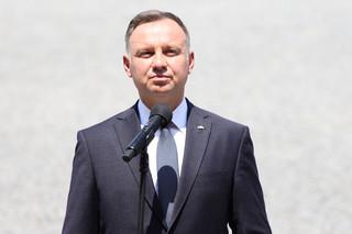 Prezydent jest skłonny jak najszybciej podpisać ustawę o budowie zapory na granicy z Białorusią