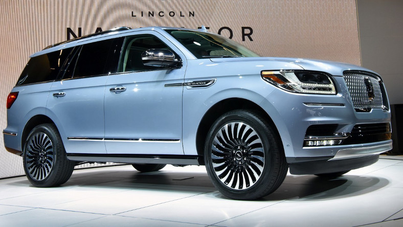 Nowy Lincoln Naviagtor