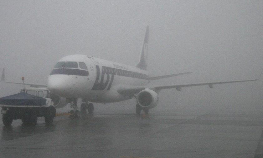 Mgła we Wrocławiu