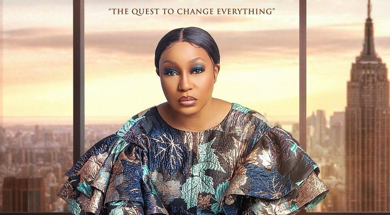 Watch the official trailer for 'The Therapist' starring Rita Dominic, Chidi Mokeme, Anthony Monjaro