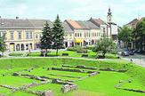 sremska mitrovica01 arheoloski lokalitet zitna pijaca postaje amfiteatar foto narcisa bozic