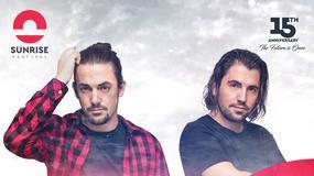 Sunrise Festival 2017: Dimitri Vegas & Like Mike pierwszą gwiazdą