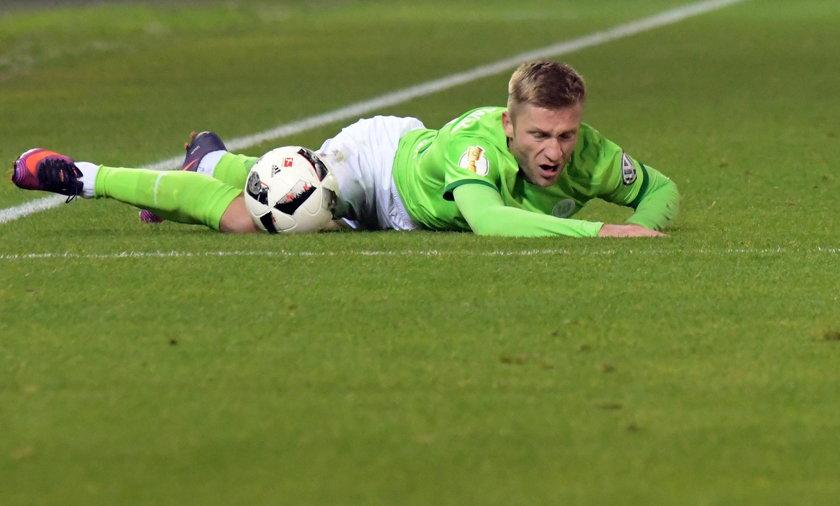 Jakub Błaszczykowski wyleciał ze składu Wolfsburga. Co się stało?