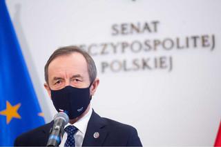 Grodzki: Oczekuję, że rząd będzie twardo bronił granicy, ale wykaże więcej uczuć humanitarnych