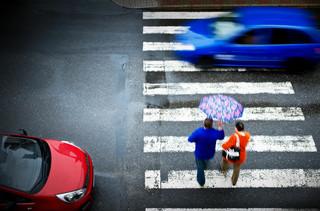 Od wtorku zmiany w ruchu drogowym. Cel? Zwiększenie bezpieczeństwa pieszych