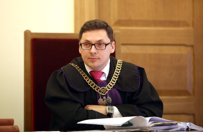 Burmistrza sądzi sędzia Krzysztof Trojan