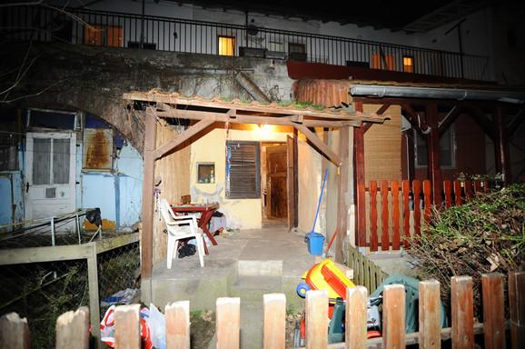Kuća u kojoj Aleksandar živi sa roditeljima