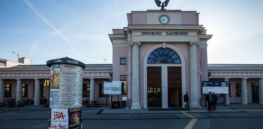Dworzec Zachodni już otwarty
