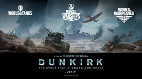 Specjalne akcje w World of Tanks z okazji premiery Dunkierki Nolana