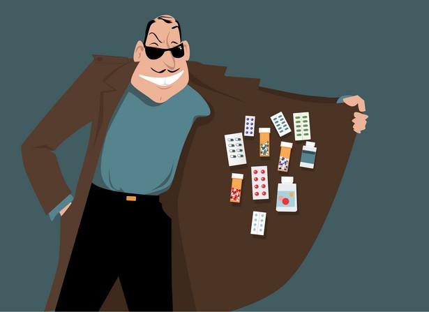 Przestępczość farmaceutyczna ma bardzo różne oblicza. Największy kłopot stanowią fałszerstwa leków i wyrobów medycznych