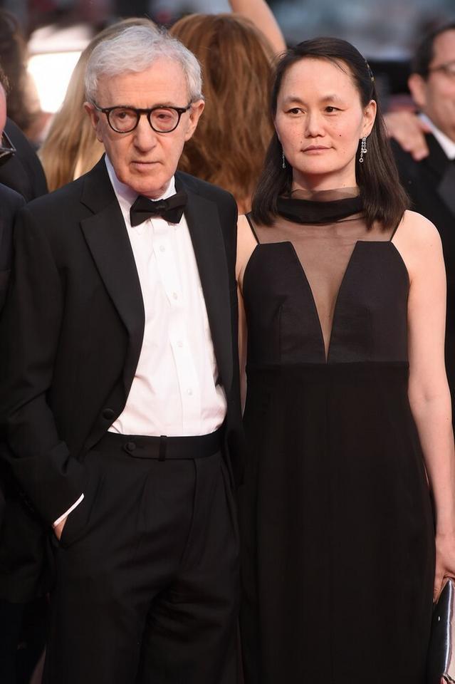 2. Woody Allen i Soon-Yi Previn