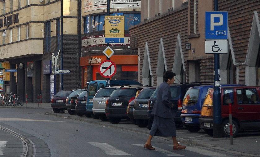 nowa strefa parkowania