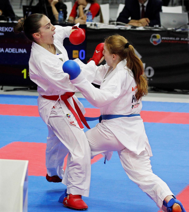 Jovana Preković postala šampionka sveta u karateu