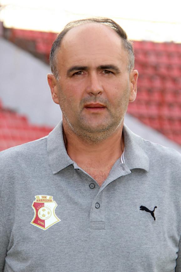 Ekspert za klubove koji nastupaju u Evropi: Dragan Ivanović, šef stručnog štaba Napretka