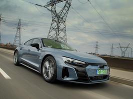 Audi RS e-tron GT – testujemy najmocniejsze seryjne Audi