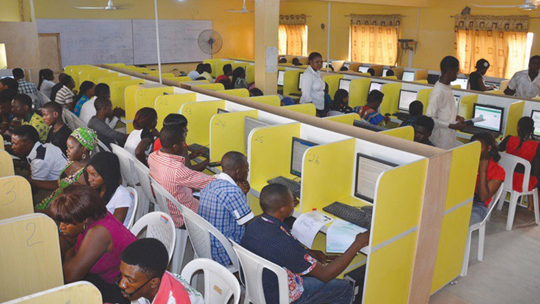UTME Candidates. Photo: Pulse.ng