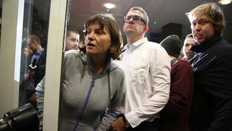 Wśród zatrzymanych w PKW są dziennikarze. Nie tylko Stankiewicz i Braun...