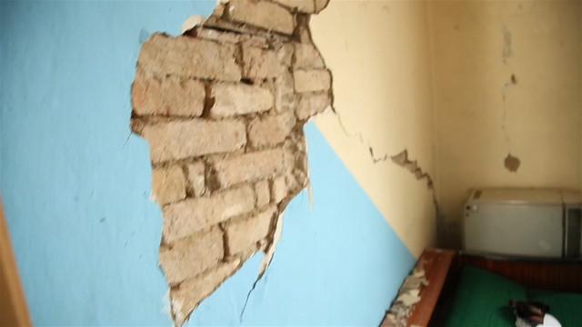 Šteta od zemljotresa u Kostajnici