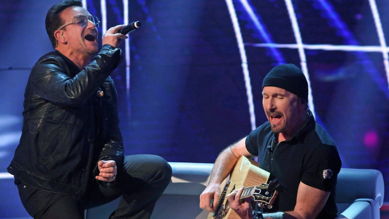 """""""Songs of Innocence"""" U2 platynowe już pierwszego dnia na polskim rynku"""