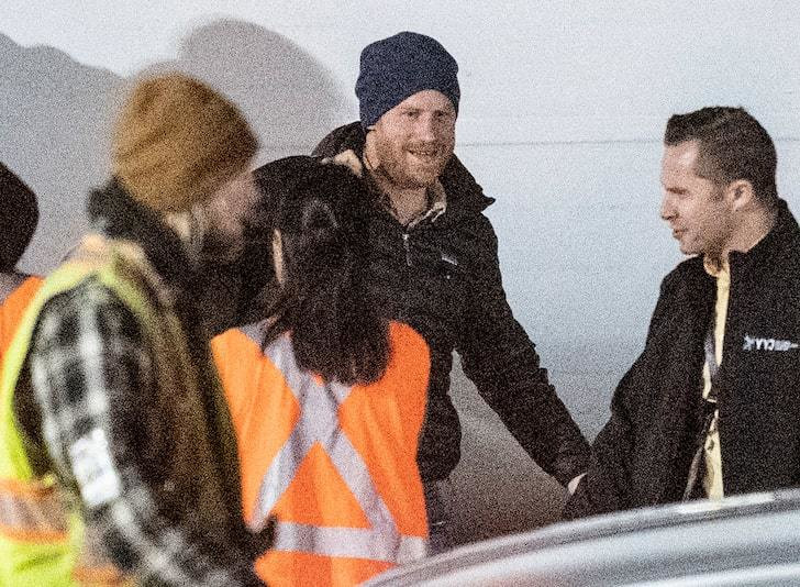 Prince Harry boards commercial flight after quitting royal life