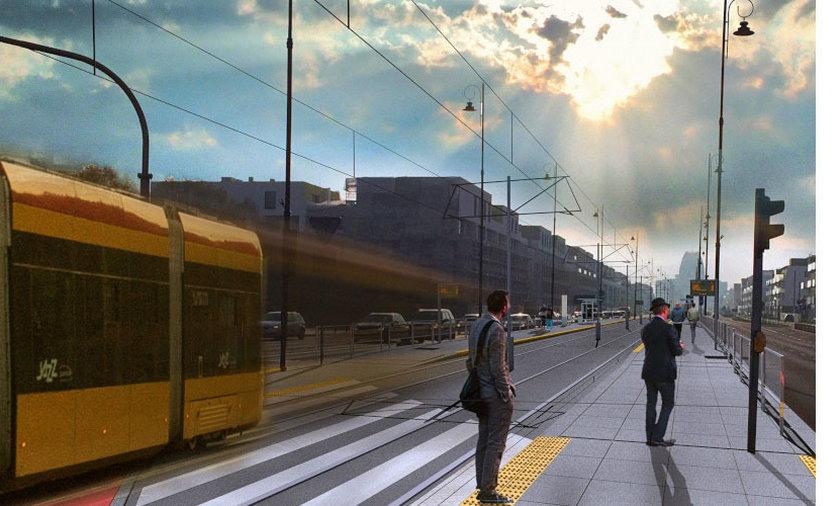 Nowa trasa tramwajowa ma być gotowa w 2023 roku