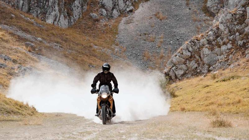 Wakacje na motocyklu
