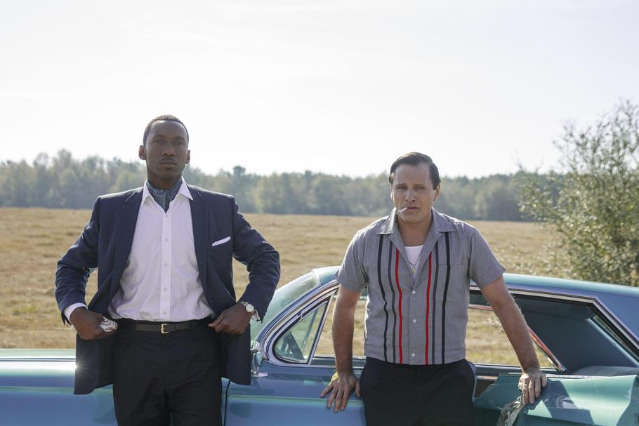 Mahershala Ali, Green Book, kadr z filmu