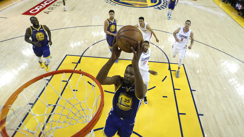 NBA: Golden State Warriors ma problemy w play-off