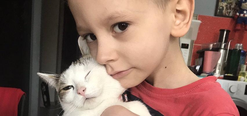 Pan Torpeda zakończył leczenie. Ciocia chłopca udostępniła smutny wpis w sieci: nie pytajcie co dalej, bo dalej nie ma już nic