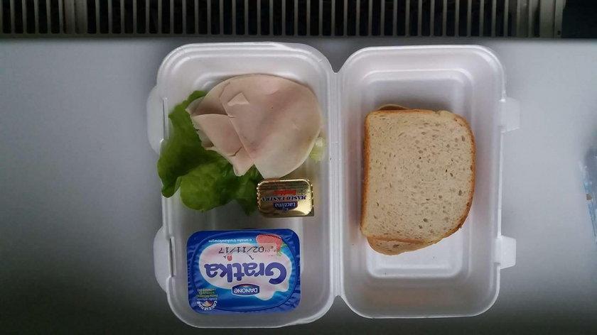 Śniadanie w szpitalu Copernicus