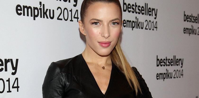 Chodakowska przyszła na imprezę bez stanika