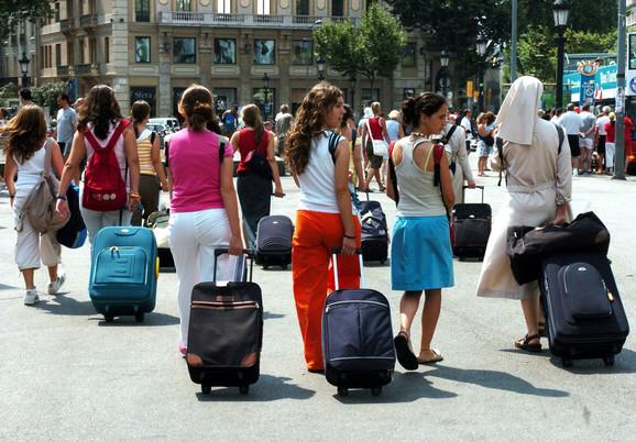 Pregledajte prtljag po povratku s odmora, ali uradite to van kuće