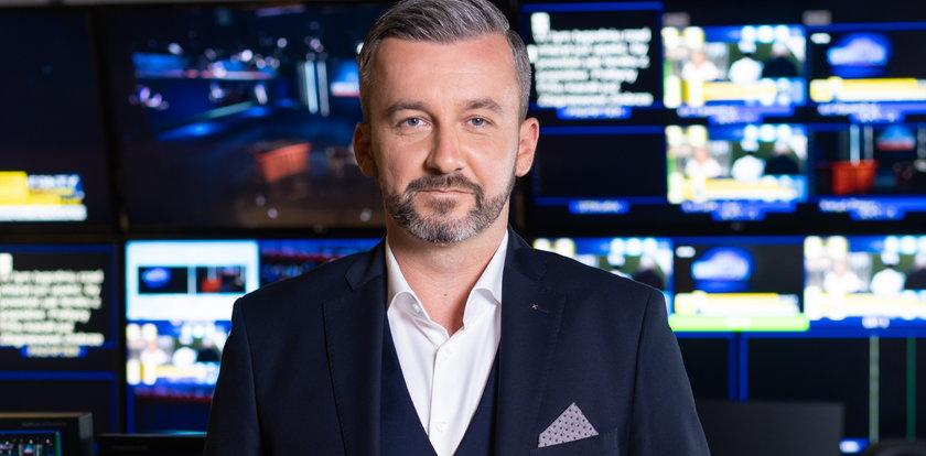 Kłopoty Krzysztofa Skórzyńskiego. TVN podjął decyzję w sprawie znanego dziennikarza