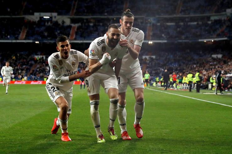 FK Real Madrid, Karim Benzema, Geret Bejl