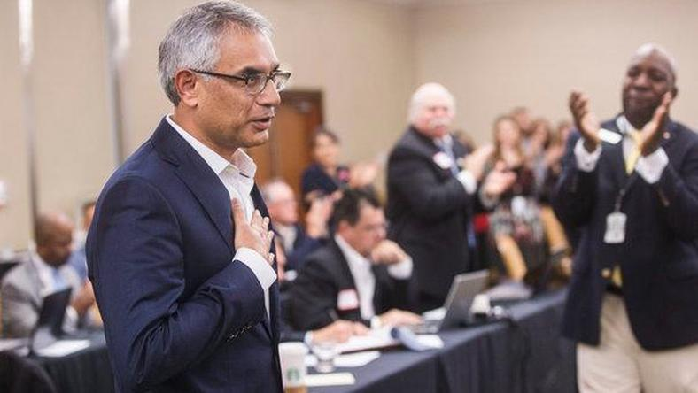 Muslim Republican official survives challenge in Texas