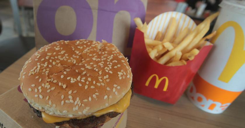 McDonald's to ostatnia firma w rankingu top 10 najbardziej wartościowych marek świata